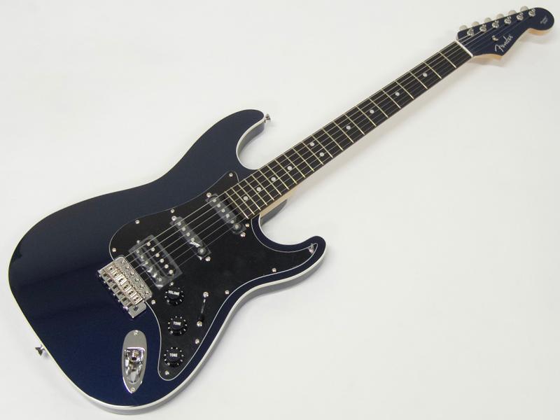 Fender ( フェンダー ) Aerodyne Strat Medium Scale HSS (Gun Metal Blue) 【国産 ストラト ミディアム・スケール Japan 】【5250012368】 フェンダー・ジャパン
