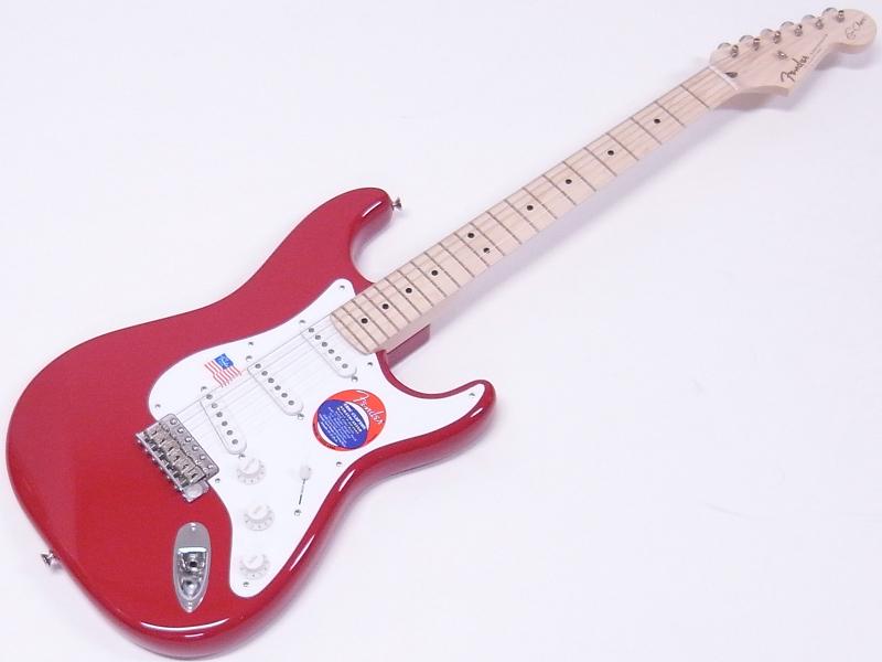 Fender ( フェンダー ) Eric Clapton Stratocaster(Torino Red) 【USA エリック・クラプトン ストラトキャスター 】【117602858】 エレキギター