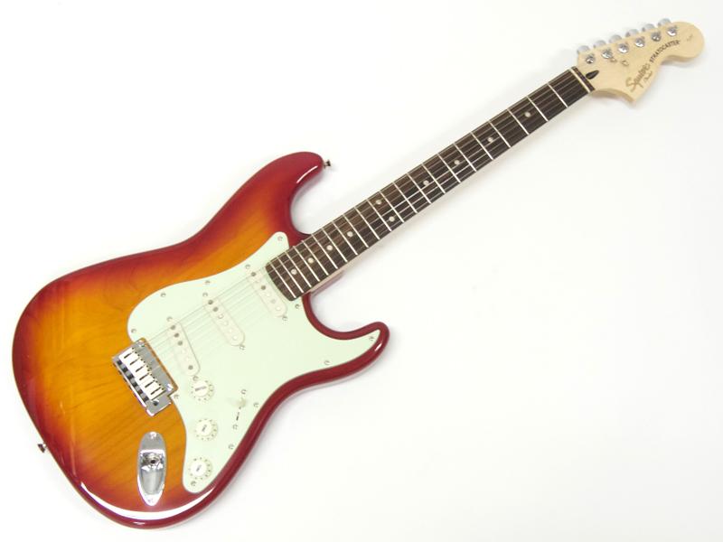 SQUIER ( スクワイヤー ) Standard Stratocaster (CSB)【 ストラトキャスター by フェンダー】【321603530】 エレキギター