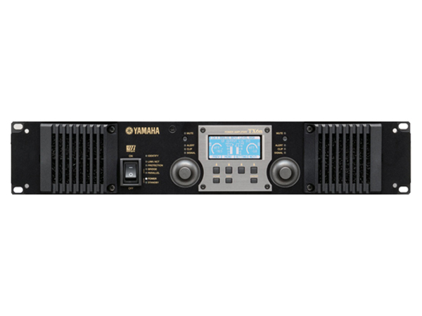 YAMAHA ( ヤマハ ) TX6n ◆ パワーアンプ ・1700W+1700W 8Ω ・C型コネクター電源ケーブル [TXn Series ][ 送料無料 ]