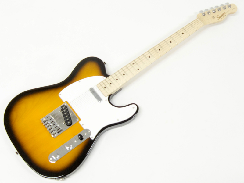 SQUIER ( スクワイヤー ) Affinity Telecaster (2TS/M)【 テレキャスター by フェンダー】【310202503】 エレキギター