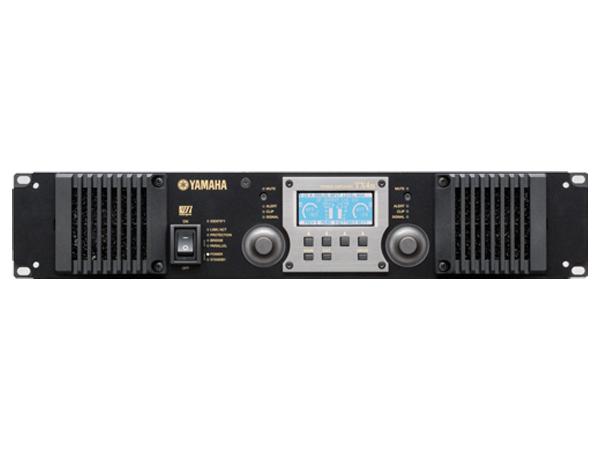 YAMAHA ( ヤマハ ) TX4n ◆ パワーアンプ ・1000W+1000W 8Ω ・C型コネクター電源ケーブル [TXn Series ][ 送料無料 ]