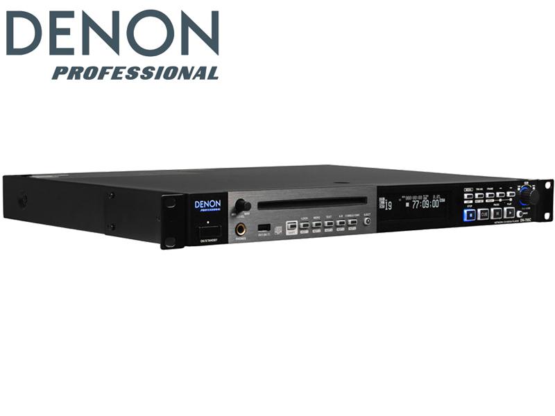 DENON ( デノン ) DN-700C ◆ ネットワーク対応CDプレイヤー ・SD/SDHC/USBメモリ対応【DP-CDP-003】【6月18日時点、在庫あり 】 [送料無料]