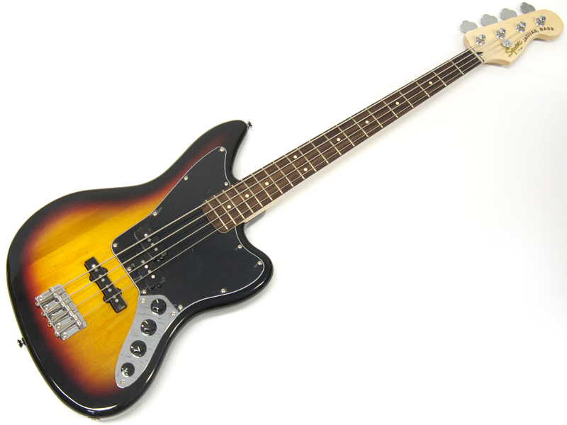 SQUIER ( スクワイヤー ) Vintage Modified Jaguar Bass Special (3TS)【 ジャガー ベース by フェンダー】【378900500】