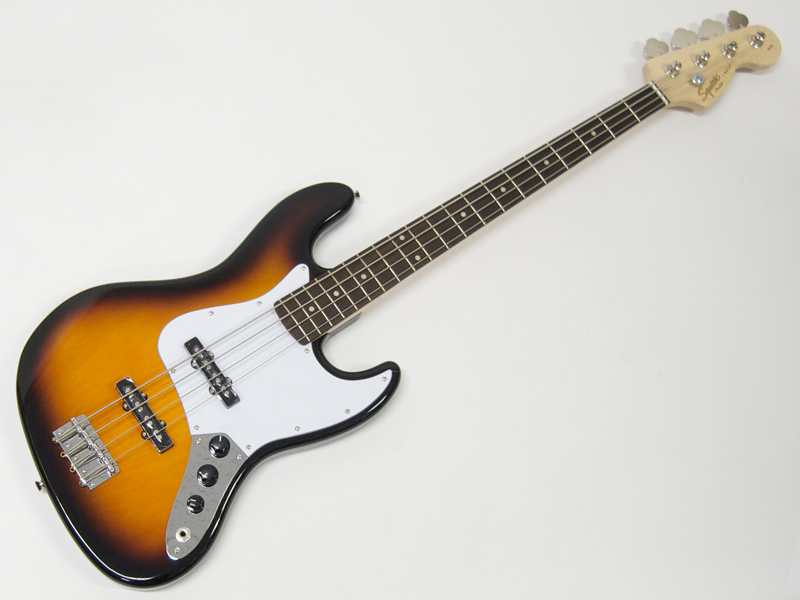 SQUIER ( スクワイヤー ) Affinity Jazz Bass(BSB)【ジャズベース by フェンダー】【370760532】 エレキベース