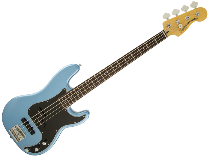 SQUIER ( スクワイヤー ) Vintage Modified Precision Bass PJ (LPB)【 プレベ by フェンダー】【376800502】