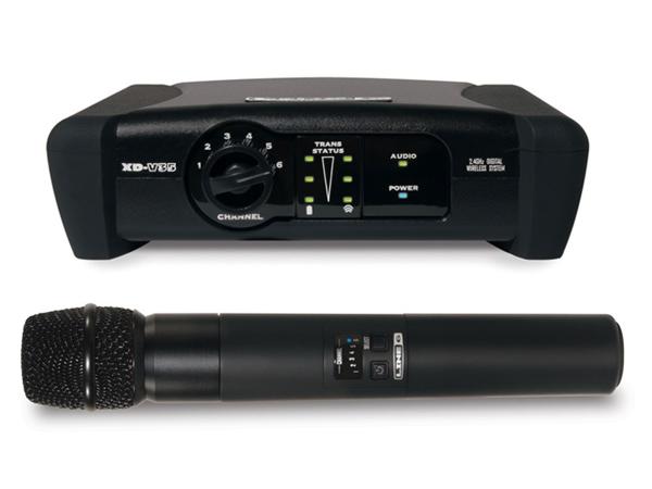 LINE6 ( ラインシックス ) XD-V35 ◆ 2.4GHz帯デジタルワイヤレスマイクシステム ハンドヘルドマイク【XDV35】