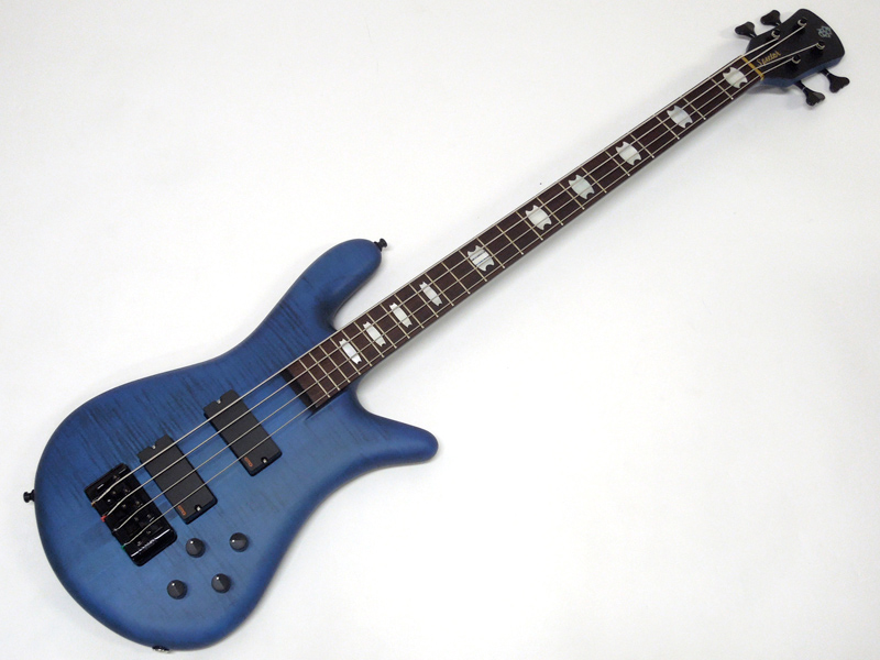 SPECTOR EURO 4LX TW (Blue Stain Matte BkHw)【エレキベース WO】【勝負価格! 】