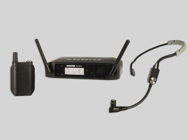 SHURE ( シュア ) GLXD14/SM35 ◆ ヘッドセット ワイヤレスシステム【GLXD14J/SM35】 [GLX-D Series ][ 送料無料 ]