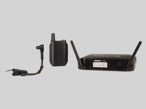 SHURE ( シュア ) GLXD14/BETA98H ◆ 楽器用ワイヤレスシステム【GLXD14J/B98】 [GLX-D Series ][ 送料無料 ]