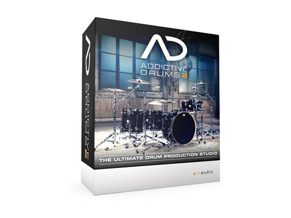 xlnaudio ( エクスエルエヌ オーディオ ) Addictive Drums2 ◆[正規代理店取扱い][送料無料][ドラム音源][AD2]