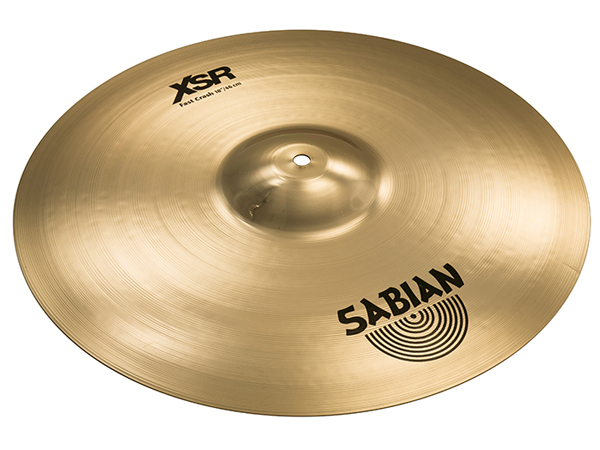 SABIAN ( セイビアン ) XSR-16FC-B ☆ ファストクラッシュ 16インチ