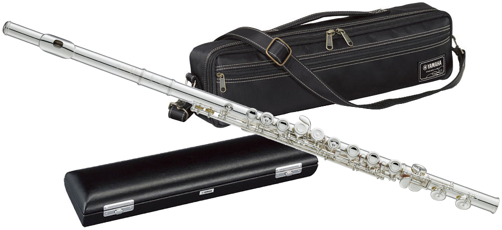 【予約 8月下旬頃】YAMAHA ( ヤマハ ) YFL-517 フィネス フルート 新品 頭部管 銀製 Eメカニズム付き カバードキイ オフセット AmType頭部管 主管 足部管 日本製 管楽器 送料無料