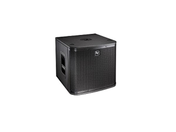 Electro-Voice ( EV エレクトロボイス ) ZX1-Sub ブラック (1本) ◆ サブウーファースピーカー [ ZX series ][ 送料無料 ][ZX1Sub]