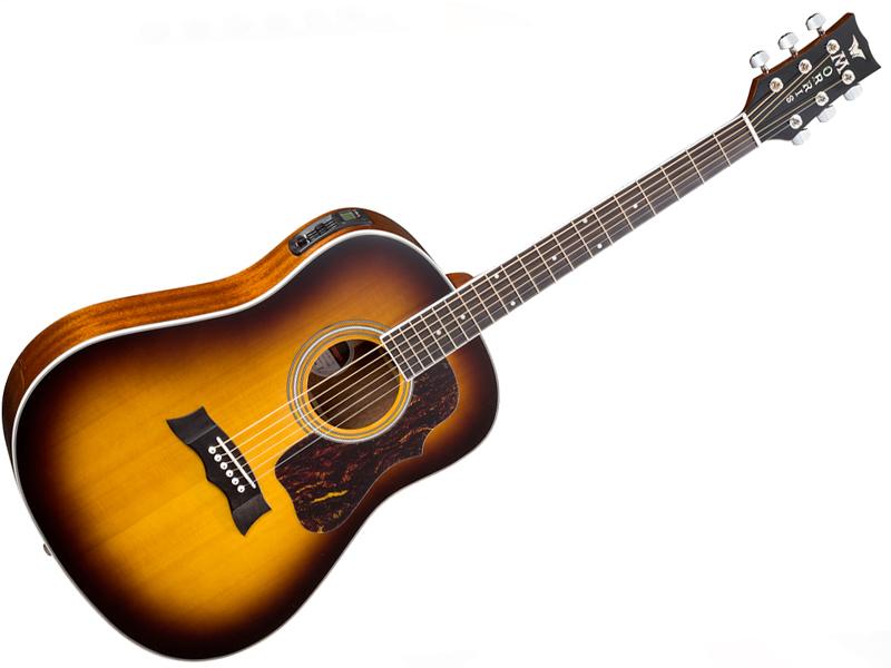 Morris ( モーリス ) G-401 (TS) 【モーリス エレアコ・アコースティックギター】