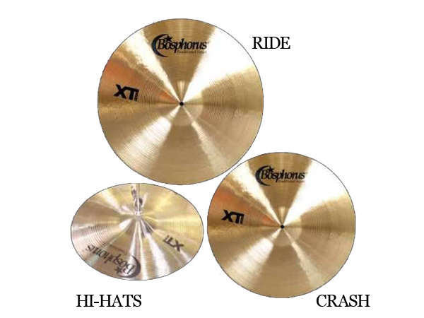 Bosphorus ( ボスフォラス ) XT Edition HI-HATS 13