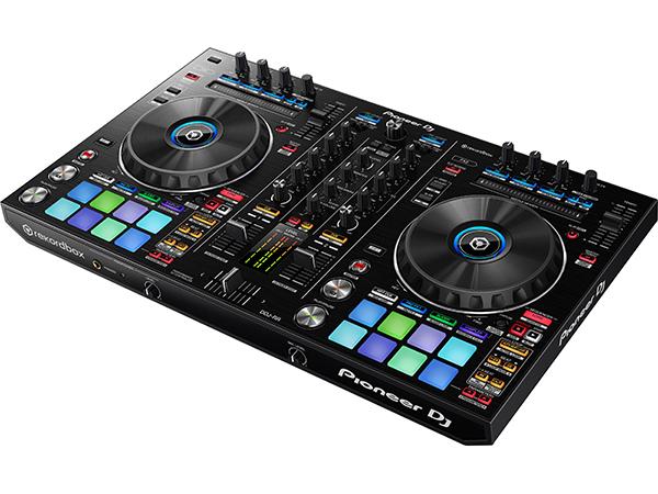 Pioneer ( パイオニア ) DDJ-RR ◆【送料無料】【PC DJ】【DJ コントローラー】【smtb-k】【w3】