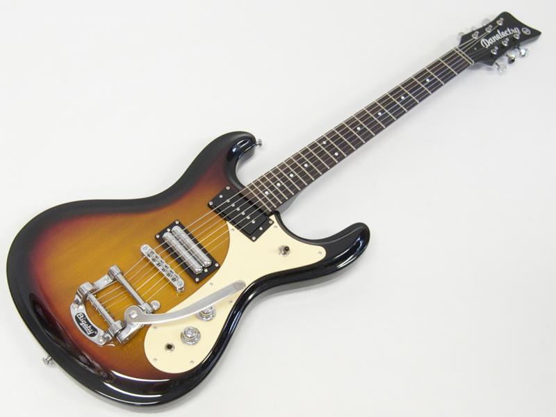 Danelectro ( ダンエレクトロ ) The 64 (3TS)【エレキギター】【特製コースター プレゼント 】