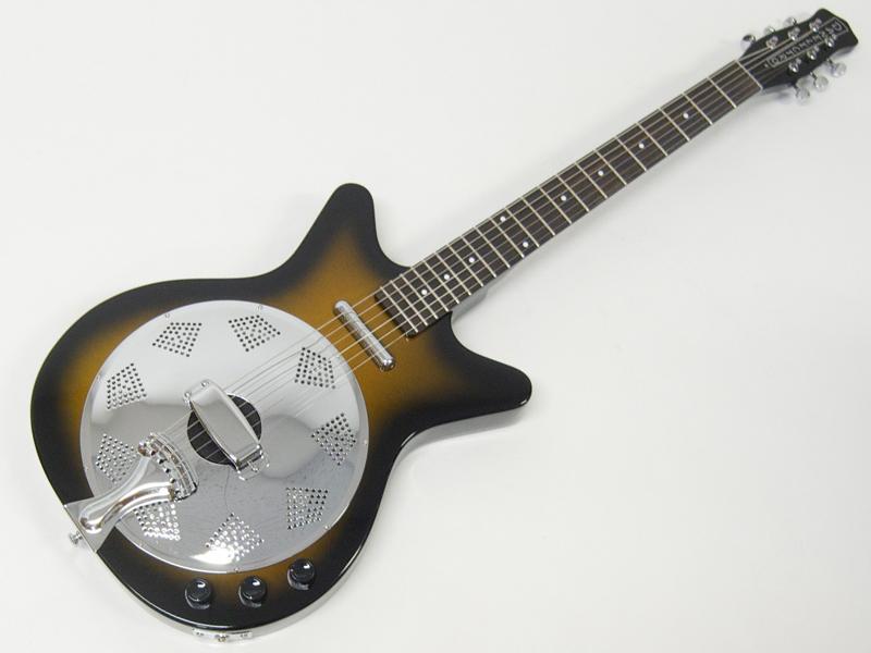 Danelectro ( ダンエレクトロ ) 59 Resonator (TSB) 【リゾネーター エレキギター】【特製コースター プレゼント 】