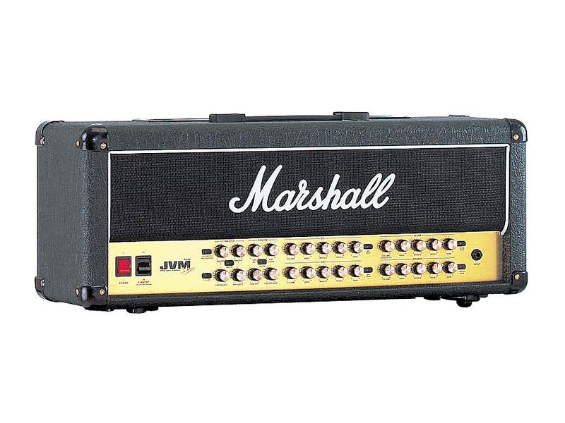 Marshall ( マーシャル ) JVM410H 【シリーズ 最高峰 100W ヘッド WO 】