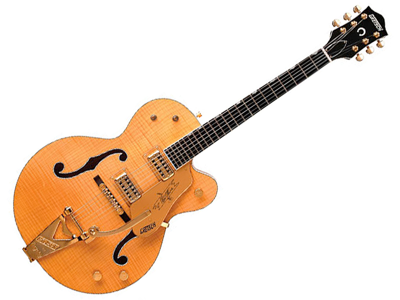 GRETSCH ( グレッチ ) G6120AM Chet Atkins Hollow Body Flame 【 チェット・アトキンス 】 Hollow Body