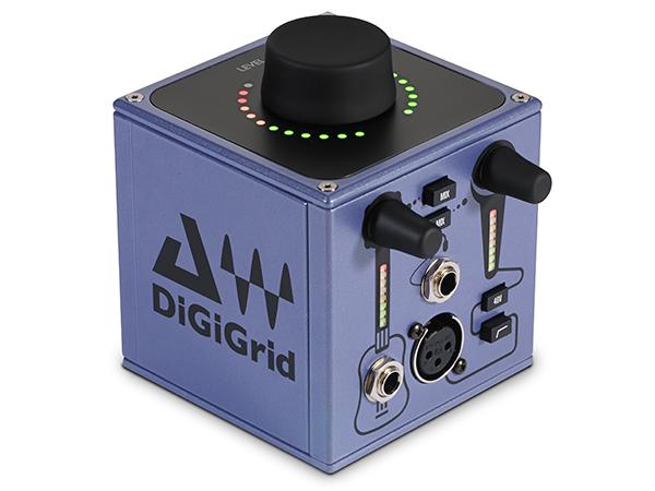 DiGiGrid ( デジグリッド ) DiGiGrid [M] ◆【オーディオインターフェイス】 ◆ 【送料無料】【DAW】【DTM】