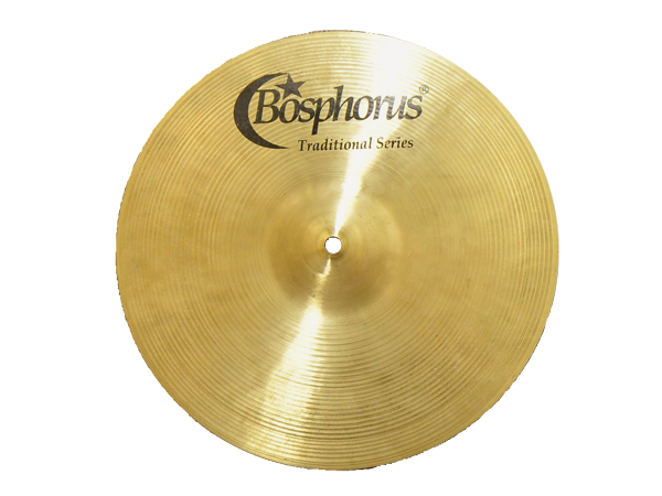 Bosphorus ( ボスフォラス ) Traditional Series MEDIUM THIN CRASH 18 ミディアムシンクラッシュ