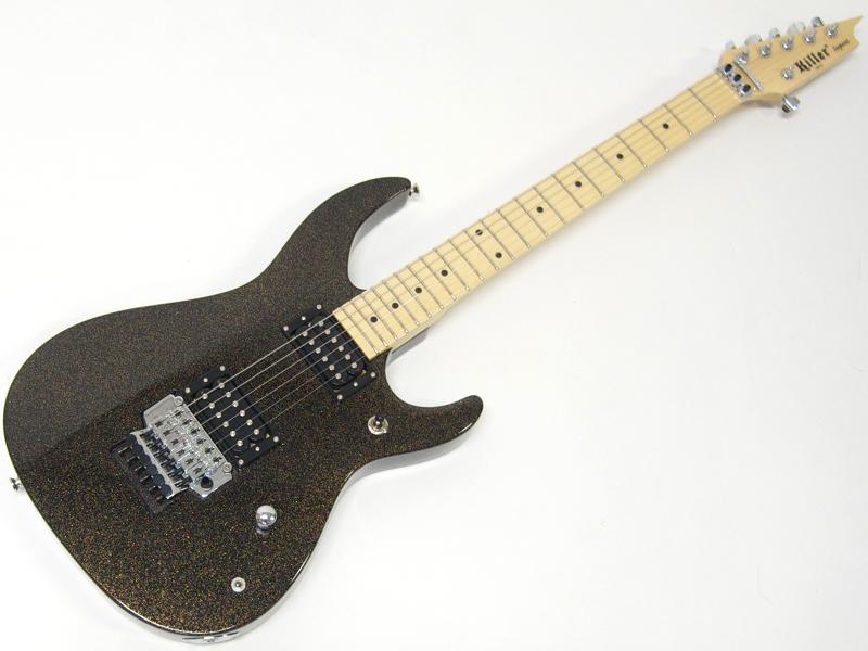 Killer ( キラー ) KG-SERPENT(GB)【キラーギター】【GS412B プレゼント 】