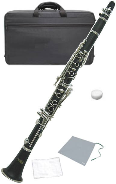 Kaerntner ( ケルントナー ) KCL27 クラリネット 新品 ABS樹脂製 管体 スタンダード B♭ 本体 初心者 管楽器 ケース マウスピース 付属 clarinet KCL-27 一部送料追加 送料無料(沖縄/離島不可)