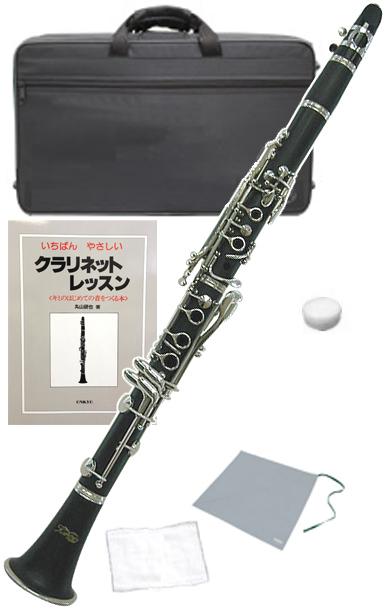 Kaerntner ( ケルントナー ) KCL27 クラリネット 新品 ABS樹脂製 管体 スタンダード B♭ 本体 初心者 管楽器 ケース マウスピース clarinet 【 KCL-27 セット A】 送料無料