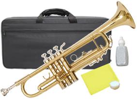 Kaerntner ( ケルントナー ) KTR-30 トランペット ゴールド 新品 初心者 入門 管楽器 本体 金色 カラー B♭ Trumpets GD 金管楽器 KTR30 GOLD 送料無料