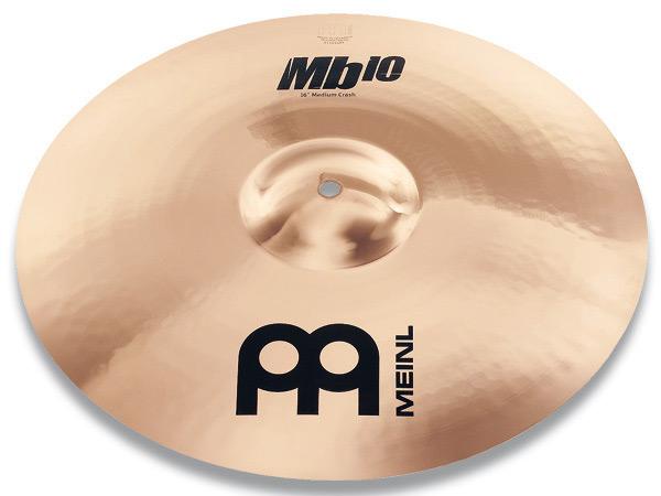 Meinl ( マイネル ) MB10-15MC-B ☆ MB10 ミディアムクラッシュ