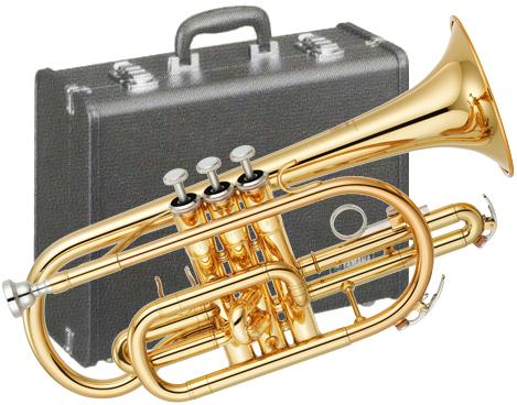 YAMAHA ( ヤマハ ) YCR-2330lll コルネット 新品 ゴールド イエローブラスベル CR3ベル ML 2枚取り B♭ 管体 管楽器 YCR-2330-3 送料無料