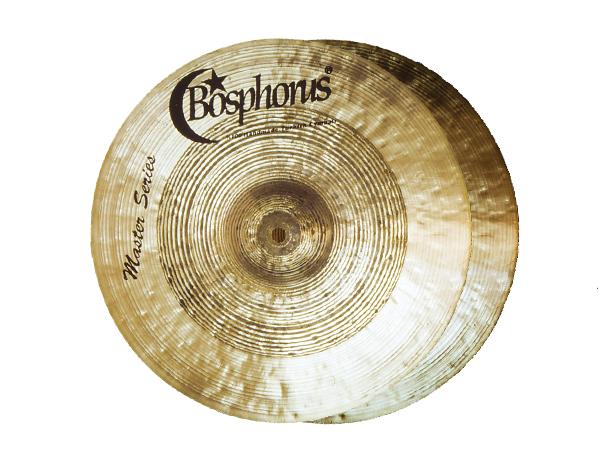 Bosphorus ( ボスフォラス ) Master Series HI-HATS 13