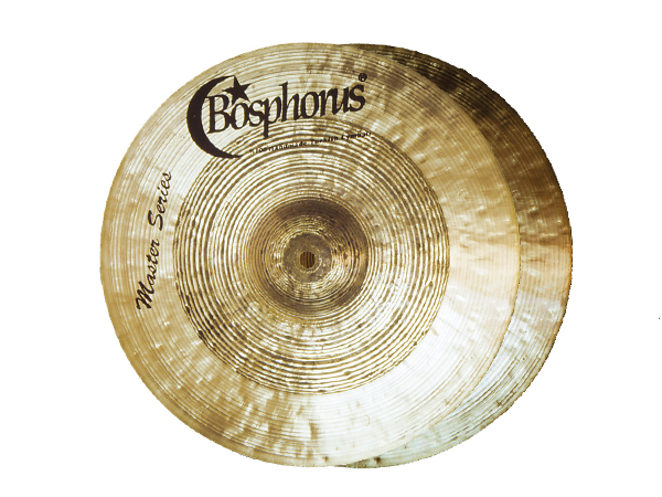 Bosphorus ( ボスフォラス ) Master Series HI-HATS 14