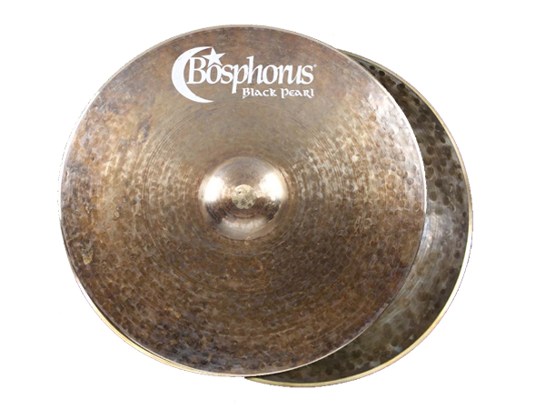 Bosphorus ( ボスフォラス ) Black Pearl Series HI-HATS 14