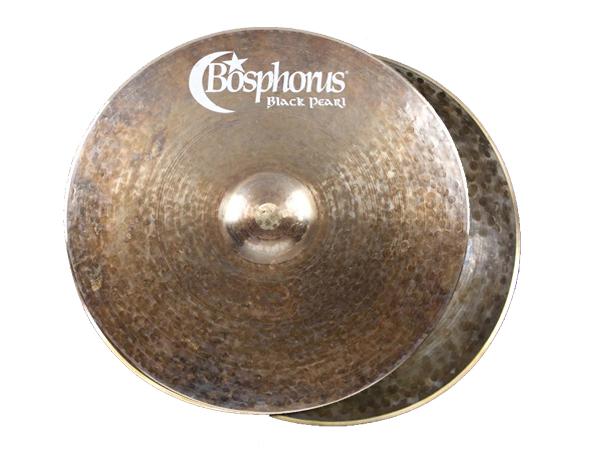 Bosphorus ( ボスフォラス ) Black Pearl Series HI-HATS 15