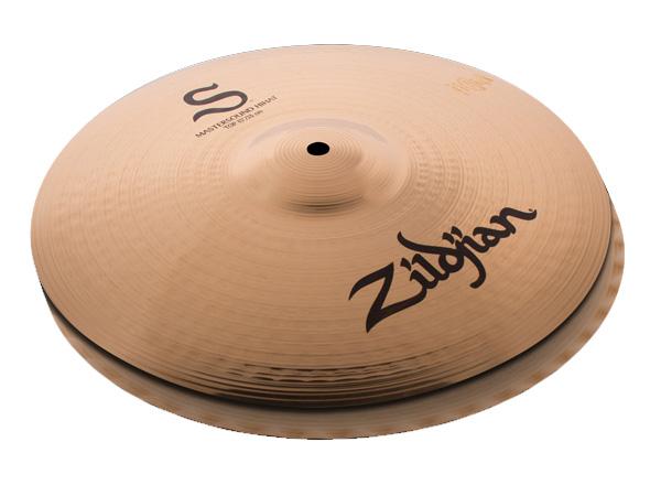 Zildjian ( ジルジャン ) S MASTER SOUND HI-HATS 13