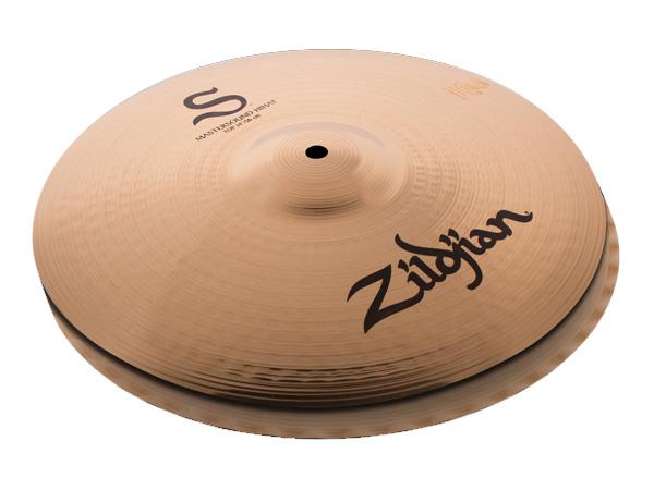 Zildjian ( ジルジャン ) S MASTER SOUND HI-HATS 14