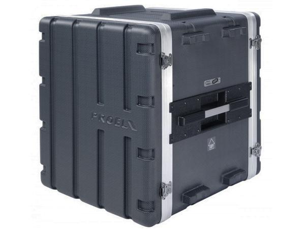 PROEL ( プロエル ) ラックケース 12U D420mm ABS樹脂製 ( FOABSR12U ) ラックエフェクター・アウトボード・パワーアンプ等 収納