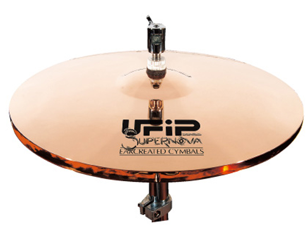 UFiP ( ユーヒップ ) SN-13HH HI-HATS (PAIR) ☆ Supernova Series ハイハット 13インチ 【受注オーダー品/注文後3~6ヶ月】