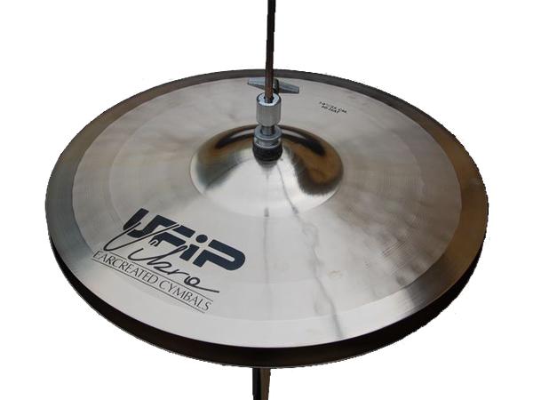 UFiP ( ユーヒップ ) VB-15HH HI-HATS (PAIR) ☆ Vibra Series ハイハット 15インチ