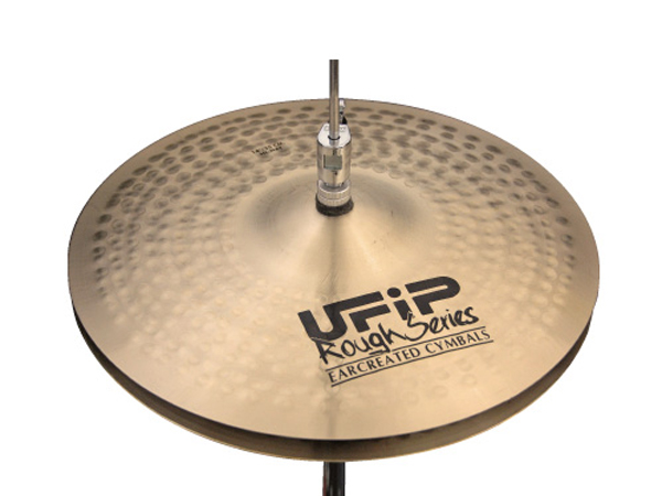 UFiP ( ユーヒップ ハイハット ) RS-14HH RS-14HH HI-HATS (PAIR) ☆ Rough Rough Series ハイハット 14インチ【受注オーダー品/注文後3~6ヶ月】, 日比谷花壇:07ee207d --- officewill.xsrv.jp