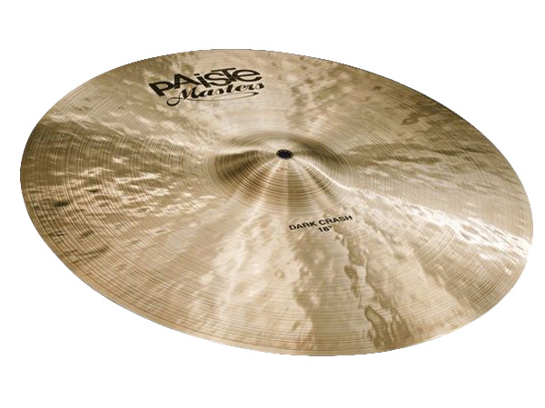 Paiste ( パイステ ) MASTERS DARK CRASH 19