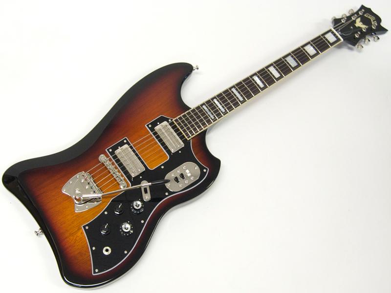 GUILD ( ギルド ) S-200 T-Bird(ATB) 【エレキギター】