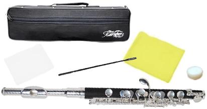 Kaerntner ( ケルントナー ) Eメカニズム ピッコロ KPC-320 金属頭部管 新品 管楽器 ABS樹脂製 プラスチック 管体 練習用 初心者 楽器 送料無料