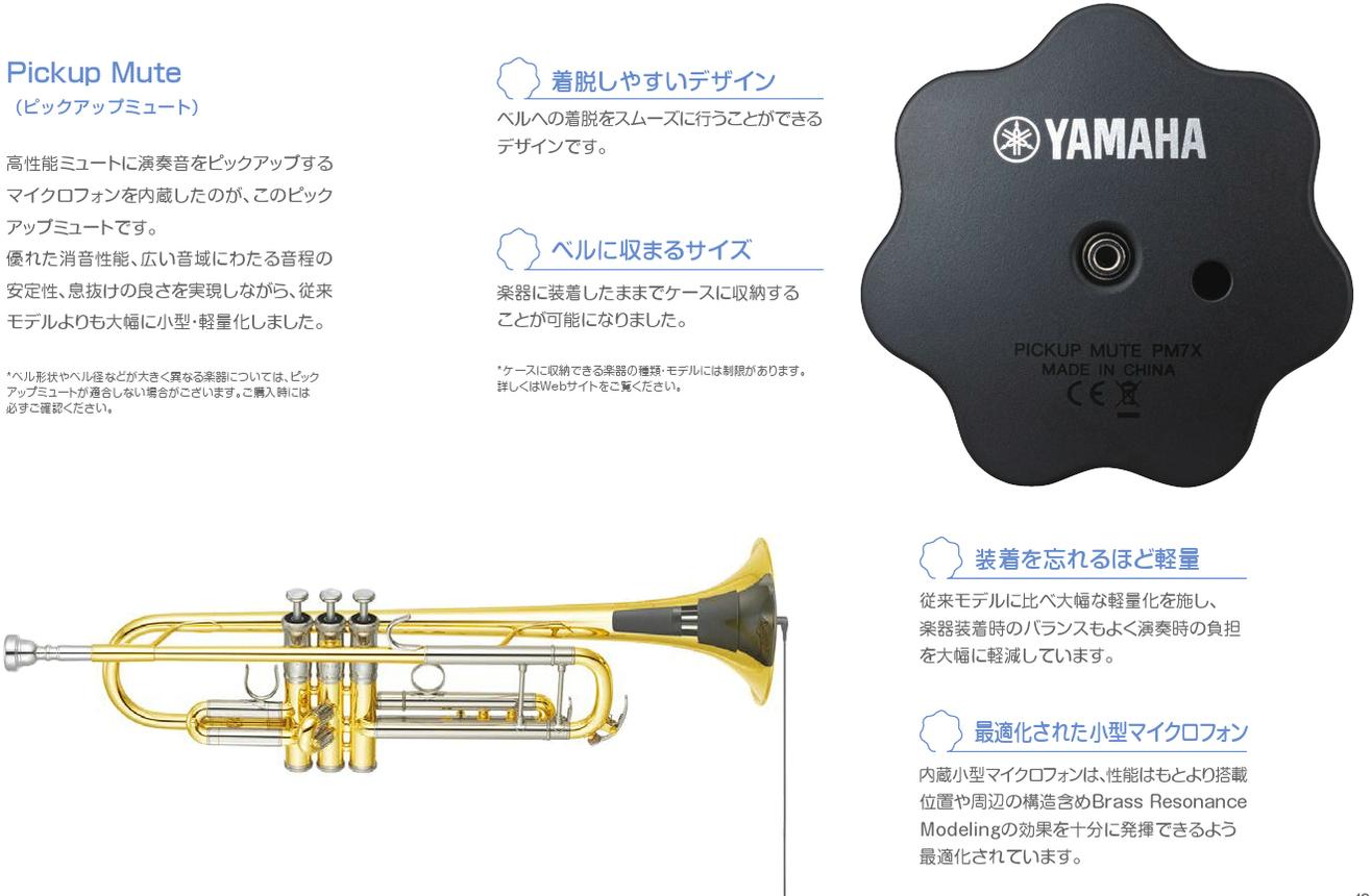 送料無料 銀メッキ YAMAHA 本体 【日本製分】 ( ヤマハ ) ゴールドブラスベル B♭ トランペット 【 YTR-4335GSII セット D】 管楽器 YTR-4335GS2 新品