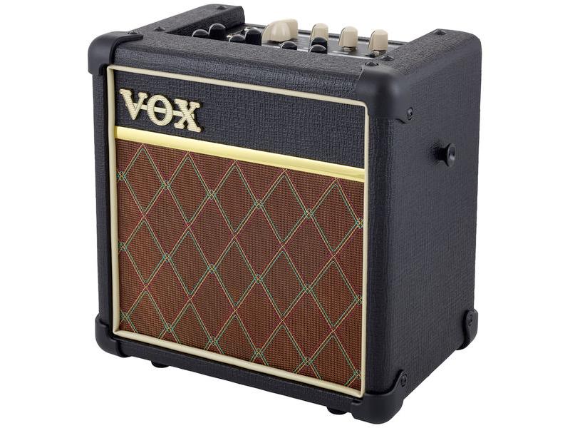 VOX ( ヴォックス ) MINI5 Rhythm CL 【電池駆動 モデリング・ギターアンプ リズム パターン内臓】 ◆【ギターアンプ】