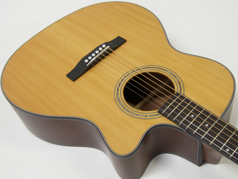 Morris ( モーリス ) SR-701【Sシリーズ  アコースティックギター  SR701 】
