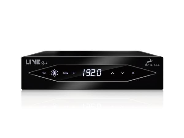 Antelope ( アンテロープ ) Live Clock【取り寄せ商品/受注後納期確認 】 ◆【送料無料】【DAW】【DTM】